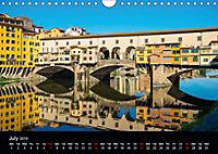 Scenes of Italy Florence Siena Venice (Wall Calendar 2019 DIN A4 Landscape) - Produktdetailbild 7