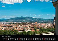 Scenes of Italy Florence Siena Venice (Wall Calendar 2019 DIN A4 Landscape) - Produktdetailbild 11