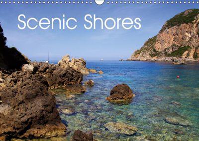 Scenic Shores (Wall Calendar 2019 DIN A3 Landscape), Card-Photo