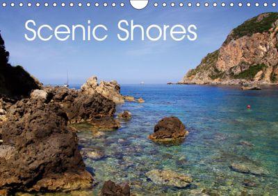 Scenic Shores (Wall Calendar 2019 DIN A4 Landscape), Card-Photo