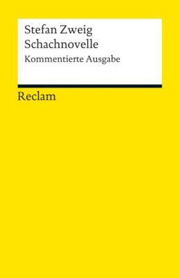 Schachnovelle, Kommentierte Ausgabe - Stefan Zweig pdf epub
