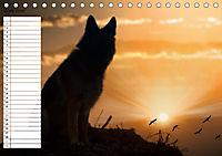 Schäferhunde SeelenhundeCH-Version (Tischkalender 2019 DIN A5 quer) - Produktdetailbild 6
