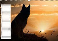 Schäferhunde SeelenhundeCH-Version (Wandkalender 2019 DIN A3 quer) - Produktdetailbild 6