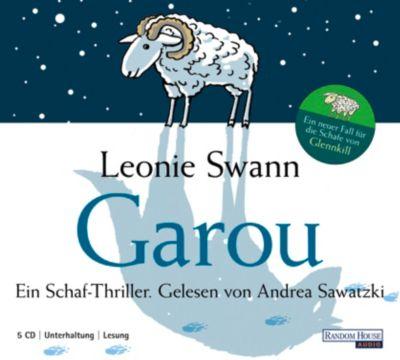 Schaf-Thriller Band 2: Garou (5 Audio-CDs), Leonie Swann