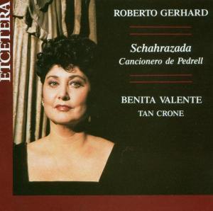 Schahrazada, Benita Valente, Tan Crone