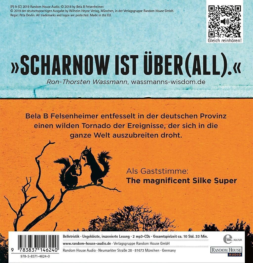 Scharnow 1 Mp3 Cd Hörbuch Von Bela B Felsenheimer Weltbildde