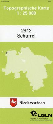 Scharrel 1 : 25 000. (TK 2912/N) -  pdf epub