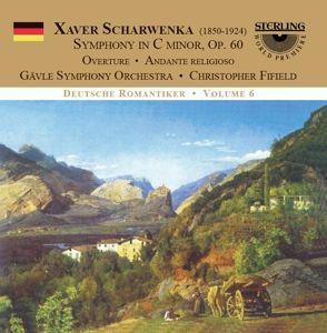 Scharwenka Symphony C Moll, Scharwenka