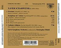 Scharwenka Symphony C Moll - Produktdetailbild 1