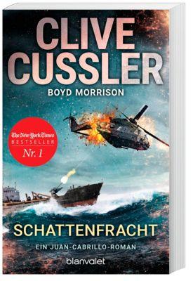 Schattenfracht, Clive Cussler, Boyd Morrison
