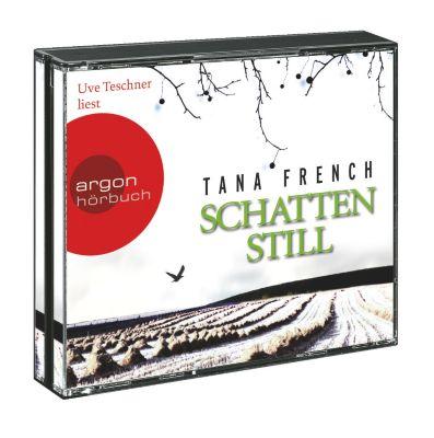 Schattenstill, 6 Audio-CDs, Tana French