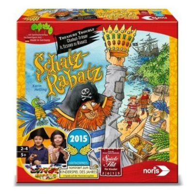 Schatz-Rabatz (Kinderspiel)