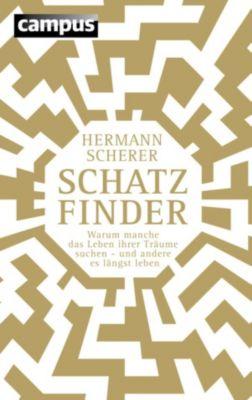 Schatzfinder, Hermann Scherer