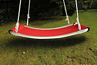 Schaukel / Nestschaukel /Mehrkindschaukel rot - Produktdetailbild 2