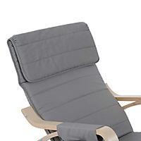Schaukelstuhl (Farbe: grau) - Produktdetailbild 7