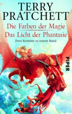 Scheibenwelt Band 1&2: Die Farben der Magie - Das Licht der Phantasie, Terry Pratchett