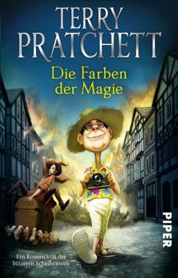 Scheibenwelt Band 1: Die Farben der Magie, Terry Pratchett