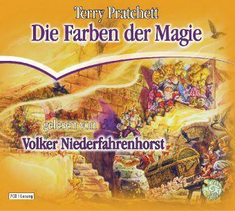 Scheibenwelt Band 1: Die Farben der Magie (7 Audio-CDs), Terry Pratchett