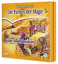 Scheibenwelt Band 1: Die Farben der Magie (7 Audio-CDs) - Produktdetailbild 1
