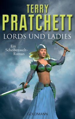 Scheibenwelt Band 14: Lords und Ladies, Terry Pratchett