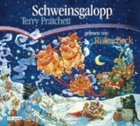 Scheibenwelt Band 20: Schweinsgalopp (6 Audio-CDs), Terry Pratchett