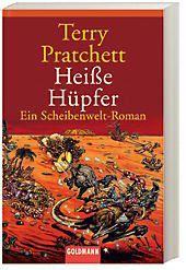 Scheibenwelt Band 22: Heiße Hüpfer, Terry Pratchett