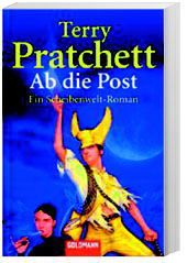 Scheibenwelt Band 29: Ab die Post, Terry Pratchett