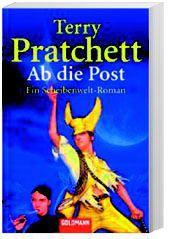 Scheibenwelt Band 29: Ab die Post, Terry Pratchett