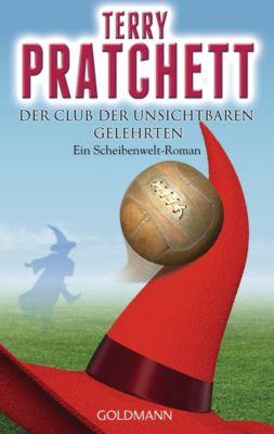 Scheibenwelt Band 32: Der Club der unsichtbaren Gelehrten, Terry Pratchett