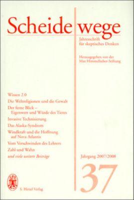 Scheidewege, Jahresschrift für skeptisches DenkenH.2007/2008 Wissen 2.0
