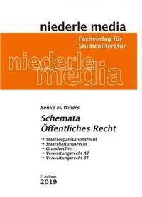 Schemata Öffentliches Recht, Karteikarten - Sönke M. Willers  