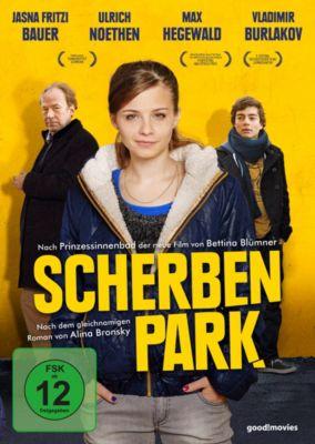 Scherbenpark, Alina Bronsky
