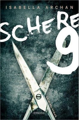 Schere 9 - Isabella Archan |