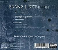 Scherzo & Marsch,2 Ballades,2 Legends - Produktdetailbild 1