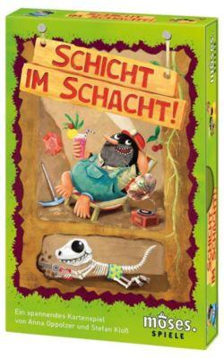 Schicht im Schacht! (Spiel), Anna/Kloß, Stefan Oppolzer