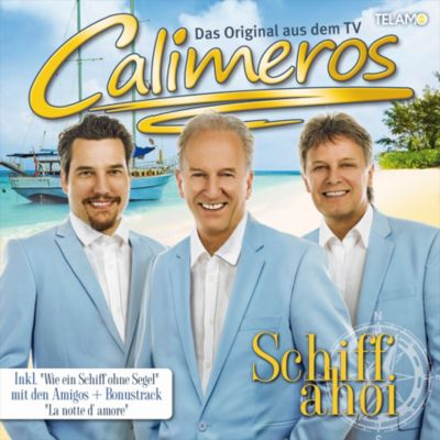 Schiff ahoi (Exklusive Version), Calimeros