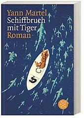 Schiffbruch mit Tiger, Yann Martel
