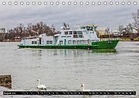 Schiffe auf dem Main - Wasserstraße Main (Tischkalender 2019 DIN A5 quer) - Produktdetailbild 8