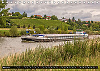 Schiffe auf dem Main - Wasserstraße Main (Tischkalender 2019 DIN A5 quer) - Produktdetailbild 3