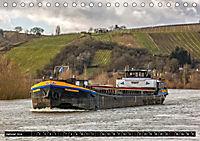 Schiffe auf dem Main - Wasserstrasse Main (Tischkalender 2019 DIN A5 quer) - Produktdetailbild 1