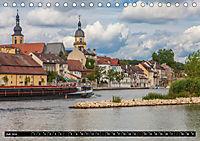Schiffe auf dem Main - Wasserstrasse Main (Tischkalender 2019 DIN A5 quer) - Produktdetailbild 7