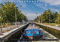 Schiffe auf dem Main - Wasserstrasse Main (Tischkalender 2019 DIN A5 quer) - Produktdetailbild 9