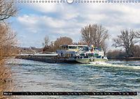 Schiffe auf dem Main - Wasserstraße Main (Wandkalender 2019 DIN A3 quer) - Produktdetailbild 5