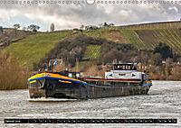 Schiffe auf dem Main - Wasserstraße Main (Wandkalender 2019 DIN A3 quer) - Produktdetailbild 1