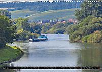 Schiffe auf dem Main - Wasserstraße Main (Wandkalender 2019 DIN A3 quer) - Produktdetailbild 6
