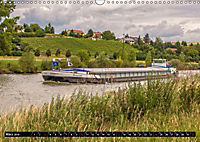 Schiffe auf dem Main - Wasserstraße Main (Wandkalender 2019 DIN A3 quer) - Produktdetailbild 3