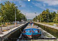Schiffe auf dem Main - Wasserstraße Main (Wandkalender 2019 DIN A3 quer) - Produktdetailbild 9