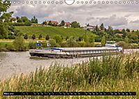 Schiffe auf dem Main - Wasserstraße Main (Wandkalender 2019 DIN A4 quer) - Produktdetailbild 3