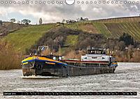 Schiffe auf dem Main - Wasserstraße Main (Wandkalender 2019 DIN A4 quer) - Produktdetailbild 1