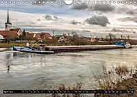 Schiffe auf dem Main - Wasserstraße Main (Wandkalender 2019 DIN A4 quer) - Produktdetailbild 4